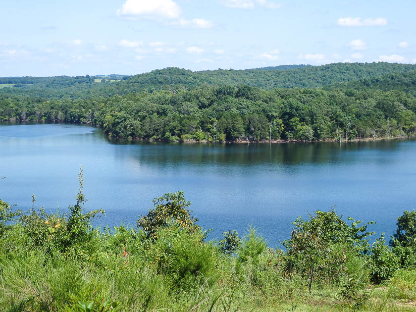 SPRING CREEK ARM OF BULL SHOALS LAKE