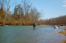 fishing north fork river